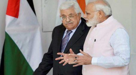 PM India Modi Akan Berkunjung ke Palestina