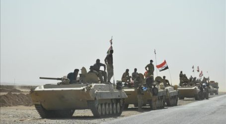 Irak Terima Tank Tempur Rusia T-90