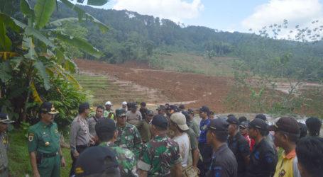 Bencana Longsor di Brebes 5 Tewas, 18 Hilang dan 14 Luka-luka