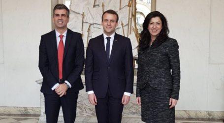 Menteri Ekonomi Palestina dan Israel Bertemu di Paris