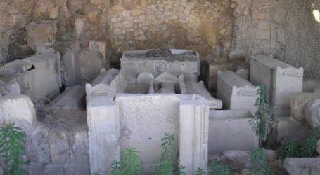 Makam Bizantium Kuno Ditemukan di Nablus