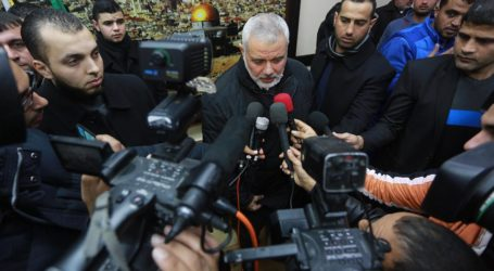 Pimpinan Senior Hamas di Kairo