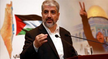 Sudan Cabut Kewarganegaraan Mantan Pemimpin Hamas Khaled Meshaal