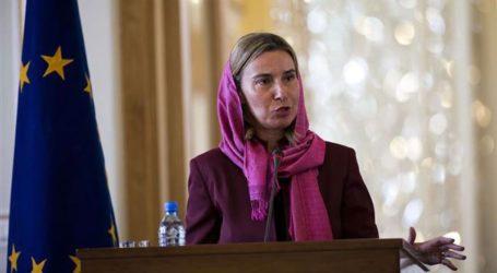 Pejabat Tinggi Uni Eropa Batalkan Kunjungan ke Israel