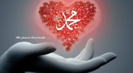 Mencintai Nabi SAW