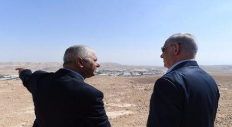 Netanyahu Siapkan Undang-Undang untuk Caplok Pemukiman di Al-Quds