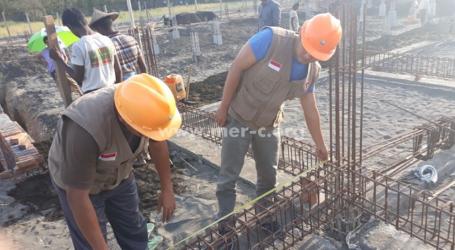 Temui Wapres, MER-C Sampaikan Perkembangan Rumah Sakit di Myanmar