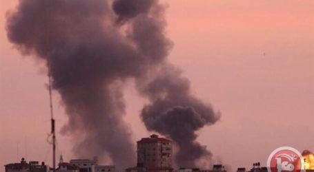 Israel Serang Wilayah Brigade Al-Qassam