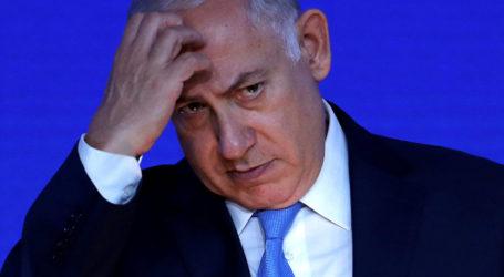 Netanyahu Dilarikan Ke Rumah Sakit Karena Demam