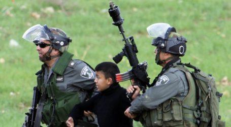 Israel Tangkap Lima Warga Palestina dari Silwan, Dua Diantaranya Anak 14 Tahun