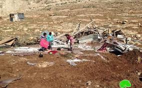 Israel Hancurkan Struktur Bangunan Badui di Al-Quds