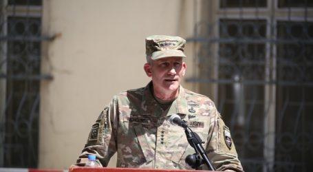Jenderal AS Tuding Rusia Persenjatai Taliban
