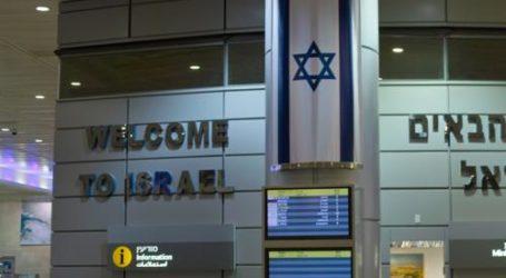 Israel Cekal Aktivis Irlandia Masuki Tepi Barat