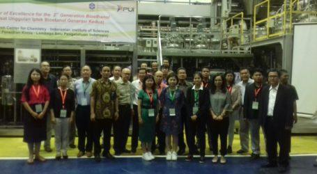Delegasi Korea – ASEAN Kunjungi Pusat Penelitian Kimia LIPI