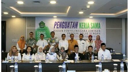 Perkuat Sinergi Jaminan Halal, BPJPH Gelar FGD Lintas Kementerian