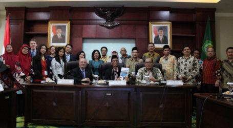 Kemenag Terima US-ASEAN Bahas Jaminan Produk Halal