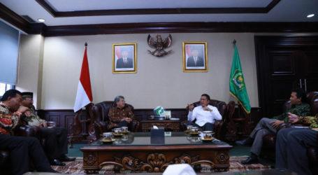 Menag dan Dubes Indonesia untuk Norwegia Bahas Sinergi Pendidikan