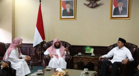 Indonesia-Saudi Jajaki Kerjasama Pengembangan Dikti