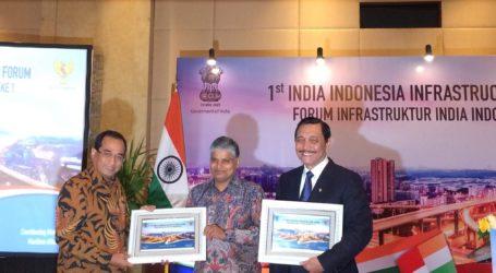 Pertama Kali Forum Infrastruktur Indonesia-India Diadakan di Jakarta