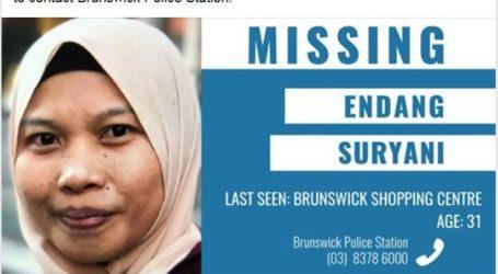 Warga Indonesia Endang Suryani Dilaporkan Hilang di Melbourne