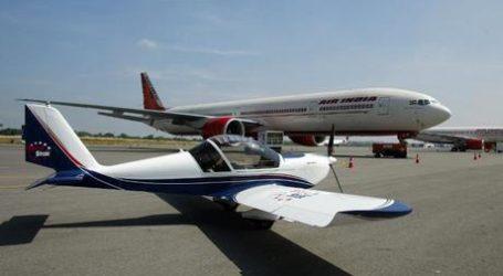 Pertama Kali, Pesawat India Mendarat di Israel Lewati Wilayah Udara Saudi
