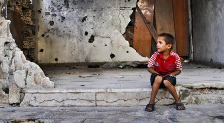 Save the Children: Korban Suriah Naik 45 Persen Sejak Zona Deeskalasi