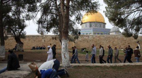 Yahudisasi Al-Quds Jalan  Terus