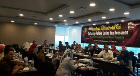 BPJPH Gelar Sosialisasi Jaminan Produk Halal bagi Pengusaha dan Konsumen