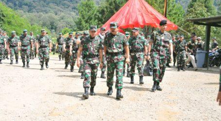 Panglima TNI: Waspadai Potensi Ancaman Melalui Perbatasan Negara
