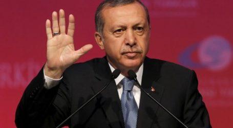 """Erdogan : PBB """"Runtuh"""" Hadapi Kasus Israel Tewaskan 62 Warga Palestina"""