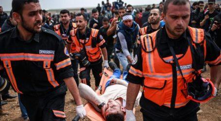 Warga Palestina Ke-20 Meninggal Jelang Aksi Protes di Perbatasan Gaza
