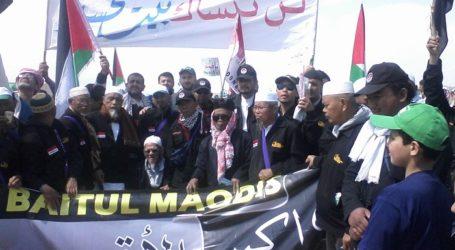 Aktivis GMJ 2012: Aksi 30 Maret Palestina Momentum Satukan Umat Dunia