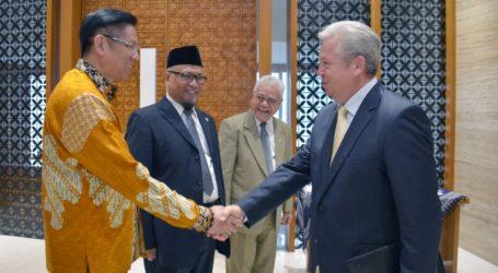 Indonesia-Belarusia Perkuat Kerja Sama Ekonomi