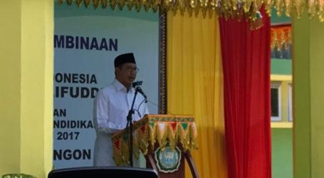 Menteri Agama : PTN Islam Harus Amalkan Syariat Islam