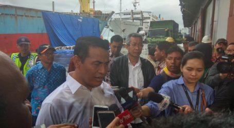 Torehkan Sejarah Baru, Menteri Amran Lepas Ekspor 60.000 Ton Jagung ke Filipina