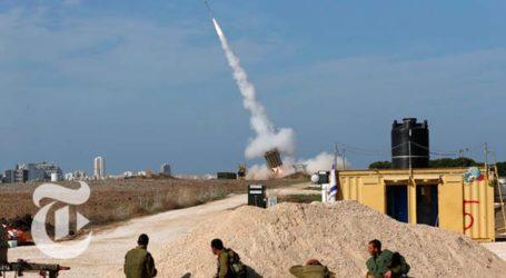 Iron Dome Israel Salah Tembak dan Reaksi