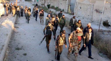 Pemerintah Suriah Beri Ultimatum Terakhir kepada Jaish Al-Islam