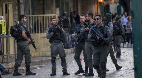 Pria Beridentitas Turki Tusuk Keamanan Israel di Yerusalaem