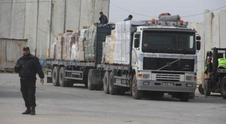 Israel Berlakukan Sanksi Baru di Jalur Gaza