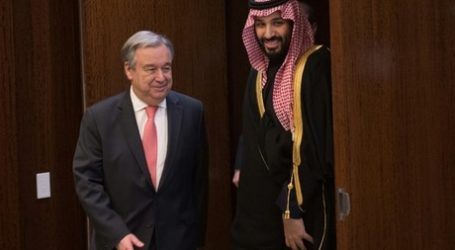 Saudi Serahkan 930 Juta Dolar Bantuan Kemanusiaan di Yaman