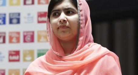 Tetesan Air Mata Malala Saat Kunjungi Negeri Asalnya
