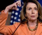 Pelosi: Tarif Dagang Trump di UE adalah Kesalahan
