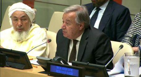 Sekjen PBB Usul Pengawas Internasional Dukung Gencatan Senjata Libya