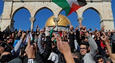 Hamas Serukan Demonstrasi Massal di Perbatasan Gaza