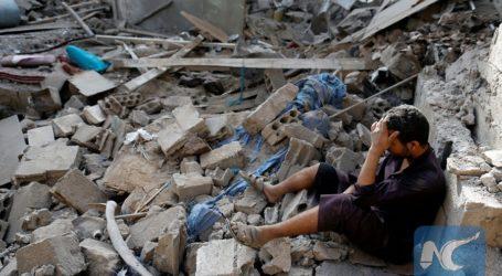 PBB Temukan Senjata Inggris Digunakan Serang Yaman