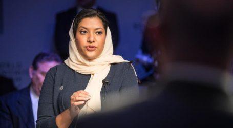 Putri Pangeran Bandar Jadi Menteri Olah Raga Saudi