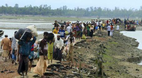 Kelompok Solidaritas Peringati Tahun Pertama Genosida Rohingya