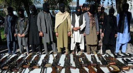 Pemerintah Afghanistan Bebaskan 100 Tahanan Taliban