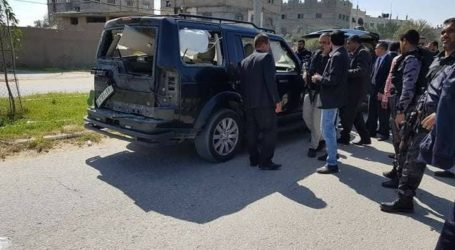 PM Palestina Kembali ke Ramallah
