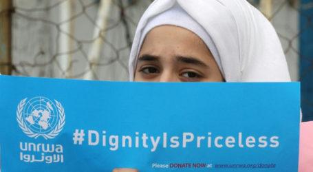 Badan PBB untuk Pengungsi Palestina Alami Krisis Dana Terburuk